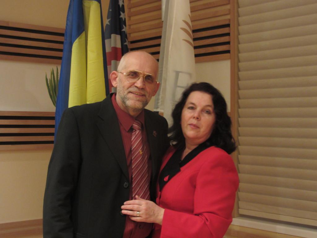 Надежда и Владимир Григоренко