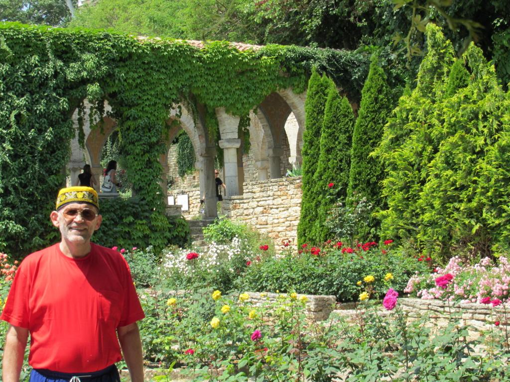 Ботанический сад в г.Балчик