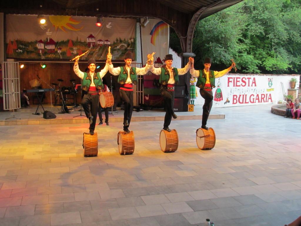 болгарская фиеста