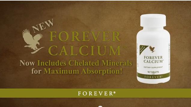 Форевер Кальций-новая формула