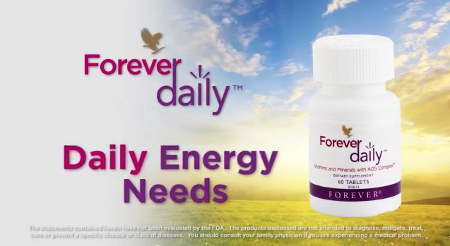 Forever Daily (Форевер Дейли) – Форевер на каждый день (№439