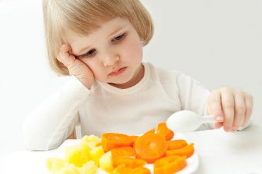 почему у ребенка плохой аппетит